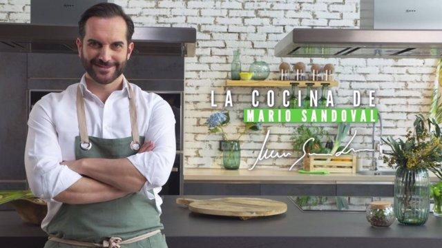 El chef Mario Sandoval se incorpora a 'El programa de Ana Rosa' a partir del 10 de mayo