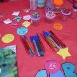 Unos 1.000 alumnos de Primaria y Secundaria exponen sus proyectos empresariales en el mercado Icape de Palma