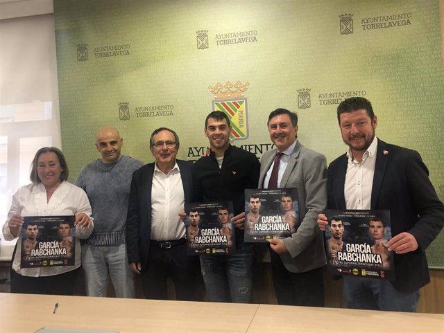 Torrelavega acoge de nuevo el Campeonato Europeo de Superwélter, en el que Sergio García defenderá el título