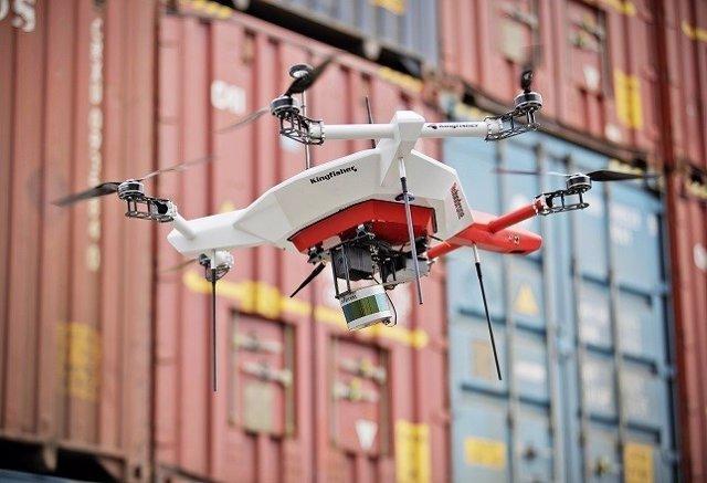 Skoda introduce drones en una de sus plantas de la República Checa