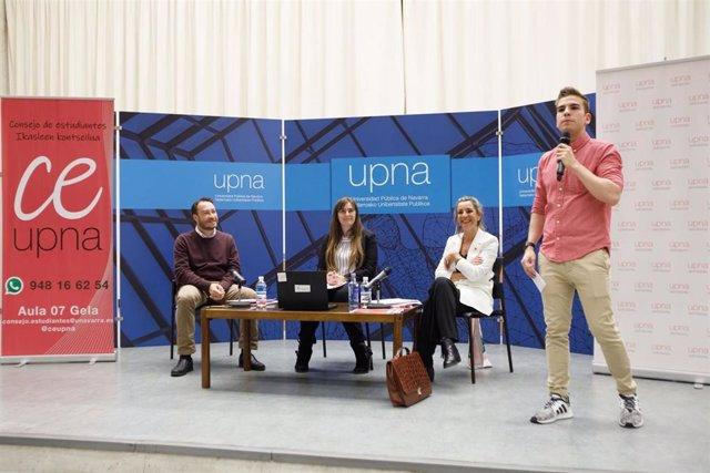 La UPNA celebra este jueves en sus campus de Pamplona y Tudela las elecciones para escoger nuevo rector