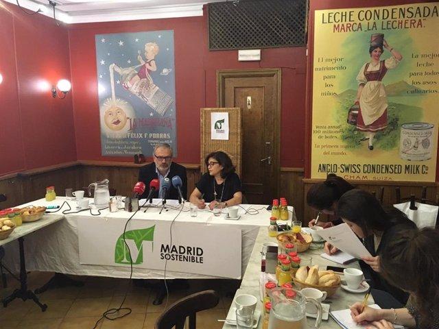 Afectados por Madrid Central concluye que el 53,9% de empresas de Centro destruyeron empleo en el primer trimestre