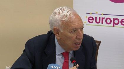 """Margallo cree que Latinoamérica debe tener el """"protagonismo"""" en una posible intervención militar en Venezuela"""
