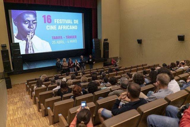 Cádiz.- El Festival de Cine Africano cierra su edición 2019 con un 16 por ciento más de espectadores