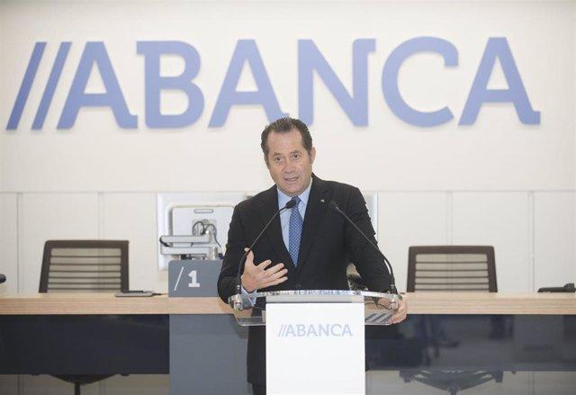Economía.- Juan Carlos Escotet recibe el premio al empresario del año de la asociación de empresarios gallegos en Madrid