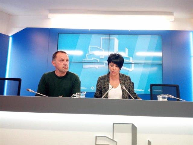 """EH Bildu acusa al PNV de buscar """"excusas"""" para un posible adelanto electoral"""