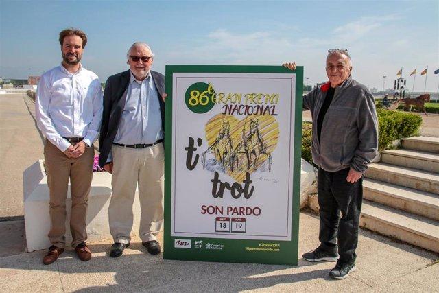 El 86º Gran Premio Nacional de Trote ya tiene cartel para la edición de este año