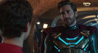 Mysterio explica el Multiverso Marvel en el nuevo clip de Spider-Man: Lejos de casa