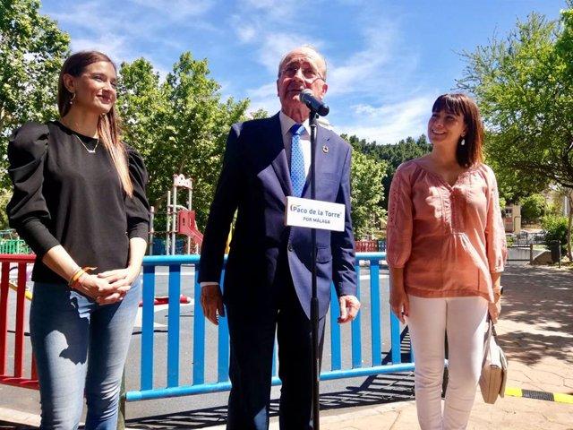 Málaga.- 26M.- De la Torre anuncia la tarjeta 'Málaga Family Pass' con descuentos en actividades culturales y ocio