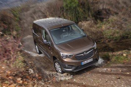 La versión 4x4 del Opel Combo estará disponible en España en otoño