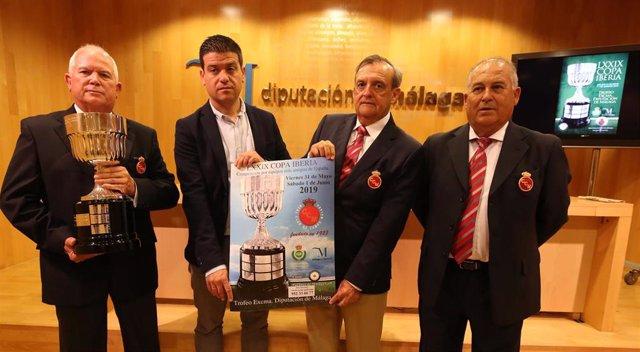 Málaga.- La Diputación de Málaga impulsa la celebración de la 79 edición de la Copa Iberia de Golf