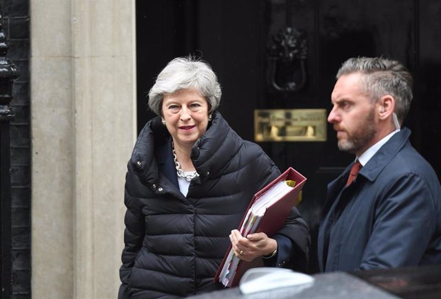 UK Prime Minister\'s Questions in London