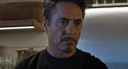 La escena de Iron Man en Endgame que Robert Downey Jr. no quería rodar