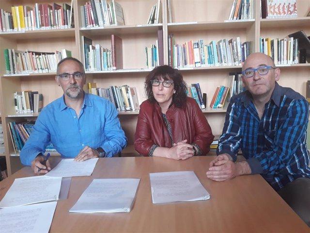 El IES Sierra de Leyre de Sangüesa sustituirá las expulsiones del aula por actividades sociales