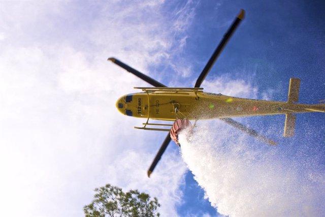 Sepla, Asetma y UGT convocan una huelga en Badcock, operador en España de aeronaves de emergencias