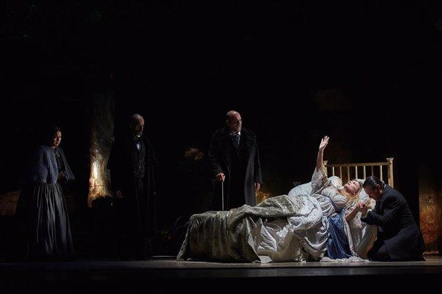 Málaga.- 'Miradores de escena' abre este mes de mayo una ventana al teatro de Corea, India y China
