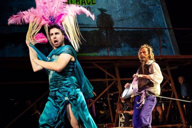 El Teatro Español acogerá el musical 'L'Homme de la Mancha', una nueva versión de la estrenada por Jacques Brel