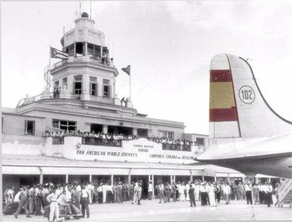 El vuelo de Iberia a La Habana cumple 70 años