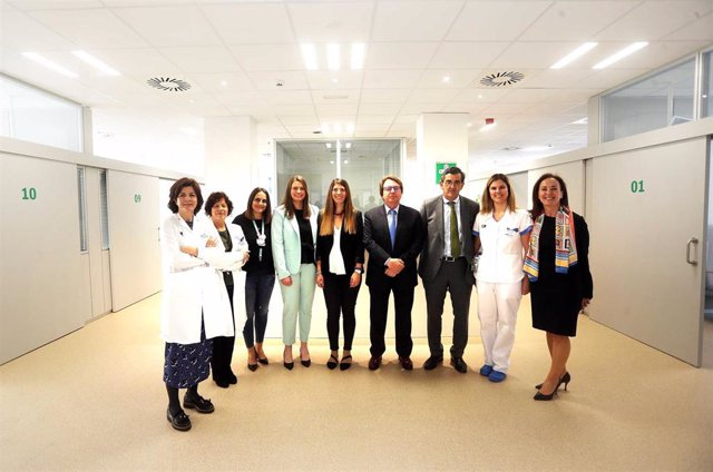 HM pone en marcha en Santiago el primer hospital oncológico privado de Galicia