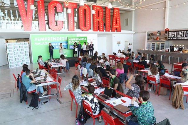 Málaga.- Celebran unas jornadas de 48 horas para impulsar la creación de negocios en la provincia