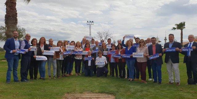 """Bonig asegura que el PP es el único partido """"que único conoce a la perfección los municipios de la Comunitat Valenciana"""""""