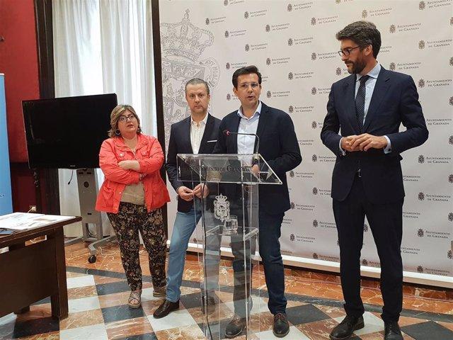 Granada.- El Ayuntamiento proyecta un Parque Tecnológico de más de 40.000 metros cuadrados en el Cortijo del Conde
