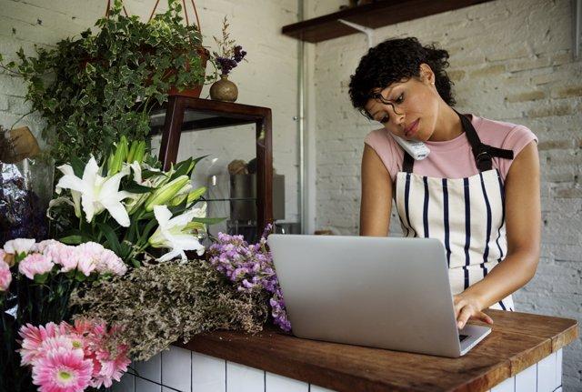 Jardinería en Internet