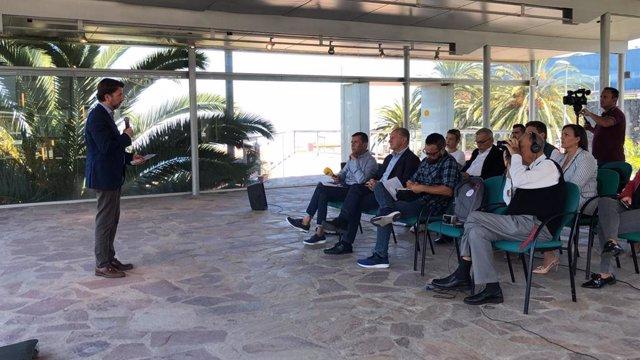 26M.- Creación De Empleo Y Mejora De Las Condiciones Laborales, Apuesta Electoral De Alonso (CC) En El Cabildo