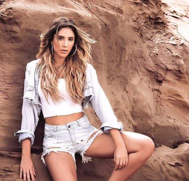 Filtran una foto de Daniela Ospina en ropa interior que no fue publicada por ella