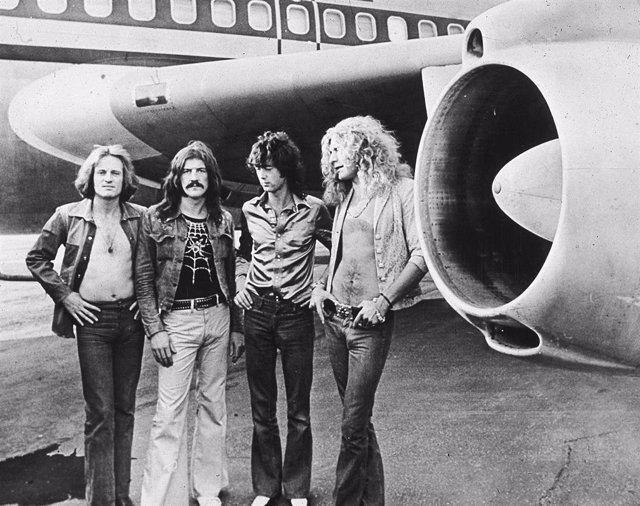 Led Zeppelin celebra su 50 aniversario con su primer documental oficial