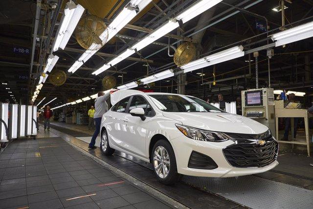 Economía/Motor.- General Motors venderá a Workhorse su planta de Lordstown (EEUU), según Donald Trump