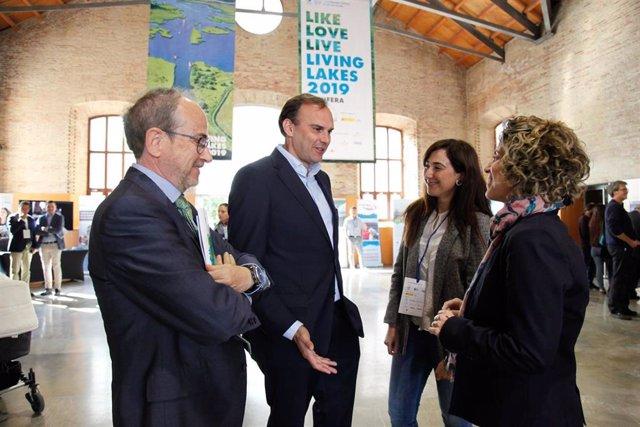 """GLOBAL OMNIUM (GO) EXPONE SU TECNOLOGÍA ESPECIALIZADA EN PROTEGER Y PRESERVAR HUMEDALES Y RÍOS EN """"LIVING LAKES"""""""