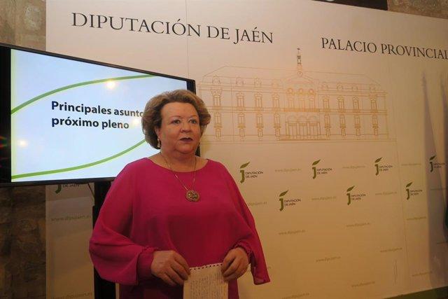 Jaén.- MásJaén.- Diputación abordará la aprobación de la primera fase del Plan Provincial de Obras y Servicios