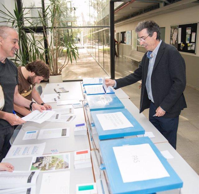 Jaume Puy serà el rector de la Universitat de Lleida