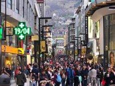 L'ocupació hotelera d'Andorra a l'hivern va baixar més d'un 6% (EUROPA PRESS)
