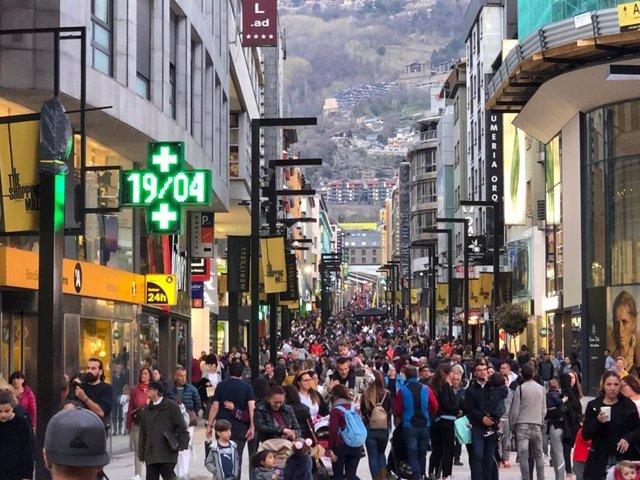 L'ocupació hotelera d'Andorra a l'hivern va baixar més d'un 6%