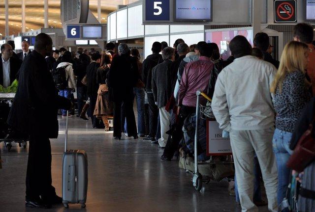 Aeropuerto de Orly en París