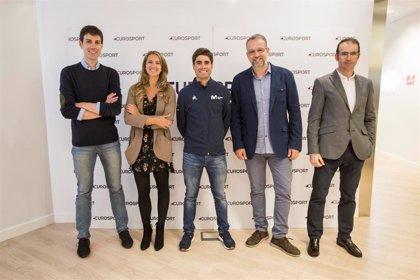 Contador, Flecha, Wiggins y 'La Montonera', cartel de la cobertura de Eurosport para el Giro de 2019