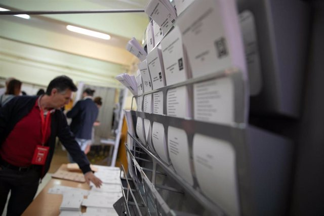 28A.- La participación en la jornada electoral en La Rioja se sitúa en el 61,58 por ciento a las 18,00 horas