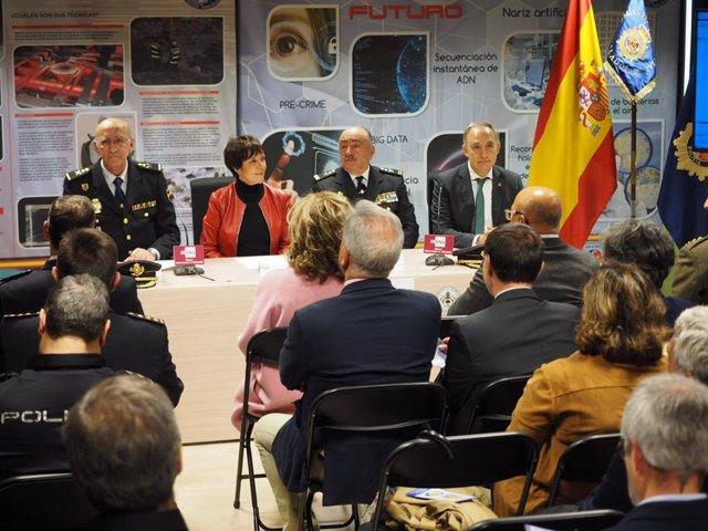 """Suc.-Martín pide """"prudencia"""" y confía en que se esclarecerá lo ocurrido en torno al cadáver hallado en Miranda (Burgos)"""