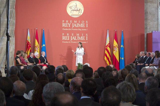 Entrega Premios Rey Jaime I