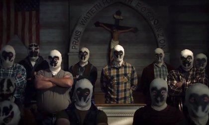 Un ejército de Rorschach acecha en el inquietante tráiler de Watchmen, la serie de HBO