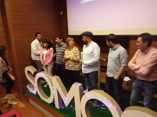 26M.- Oviedo.- Somos Propone Una Ley De Capitalidad Que Incluye Siete Millones De Financiación Más Para El Municipio