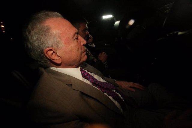 Todas las claves sobre la detención y el proceso judicial contra Michel Temer por la trama 'Lava Jato'