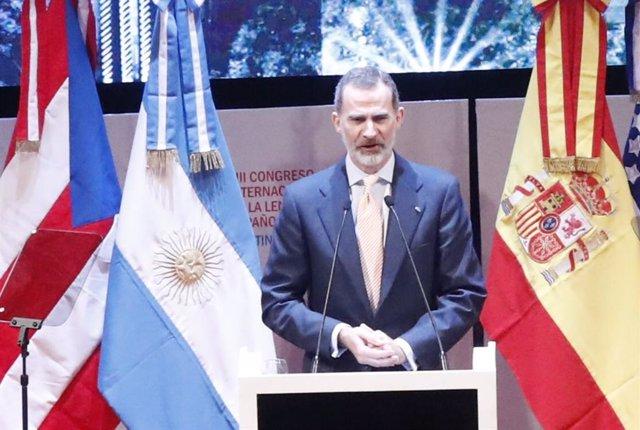 Tercera jornada del viaje de Estado de los Reyes a la República Argentina