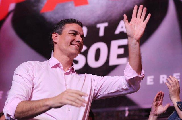 """Economía/1 de Mayo.- Sánchez subraya el compromiso del Gobierno con la creación de empleo """"de calidad"""""""