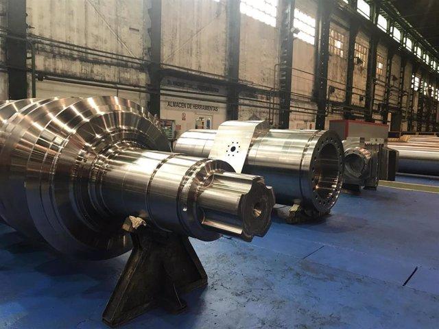 La producción industrial retrocede un 0,1% en febrero en Cantabria