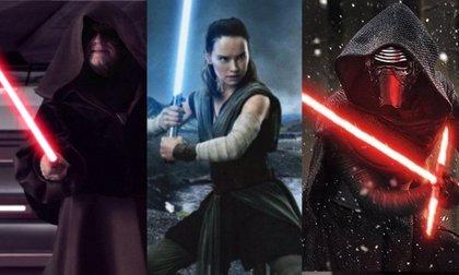 ¿Filtrada la batalla final de Star Wars 9 con Kylo Ren, Rey y Palpatine?