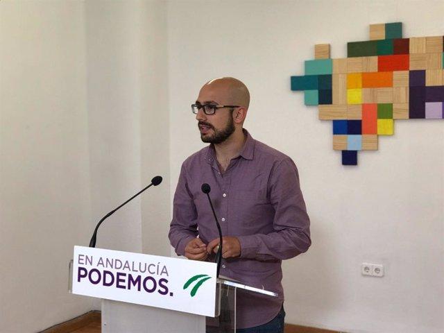 VÍDEO: Podemos Andalucía defiende no entrar en Gobierno y pide a dirección estatal que abra un debate y después se vote