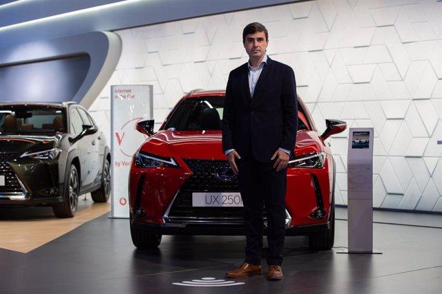 Economía/Motor.- Lexus se alía con Vodafone para ofrecer Internet en sus coches en España